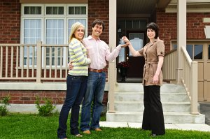 New homeowners buying a home covered under a home warranty