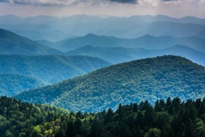 Appalachian Mountain Range