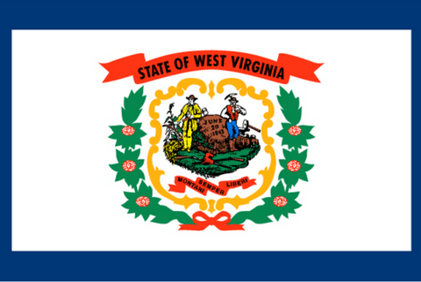 Home Warranty West Virginia Flag