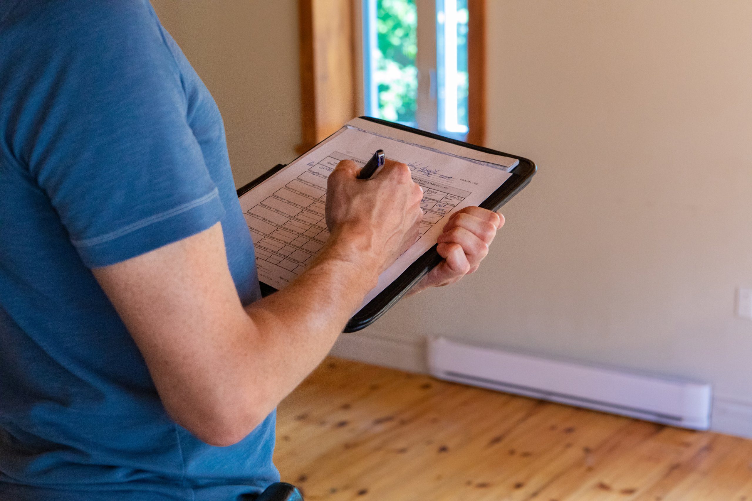 Home Inspection For Buyers interested in a home warranty