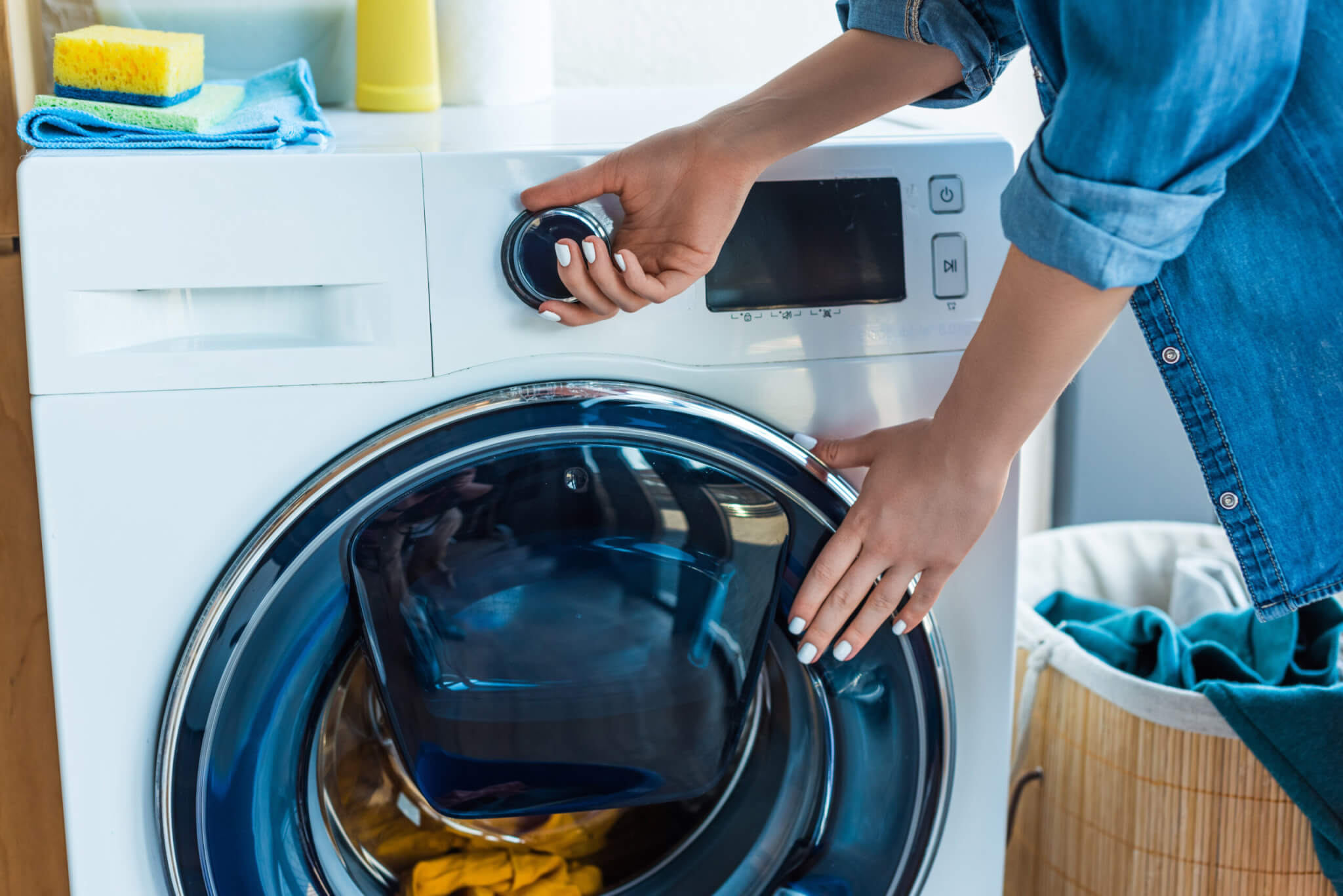 washing machine home warranty coverage in idaho