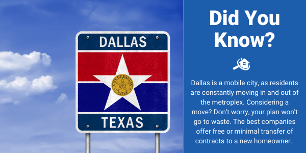 Dallas Home Warranty Facts