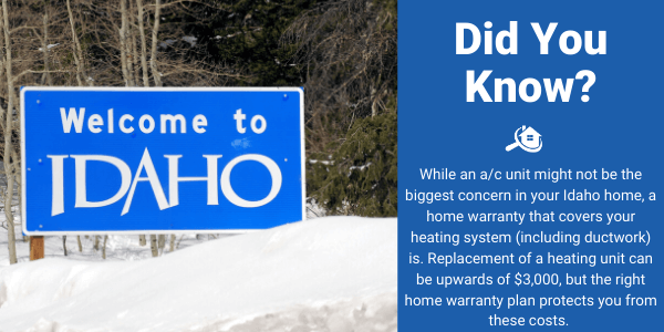 IdahoHome Warranty Facts