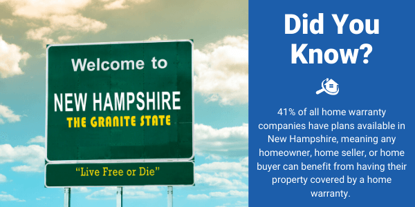 New Hampshire Home Warranty Facts