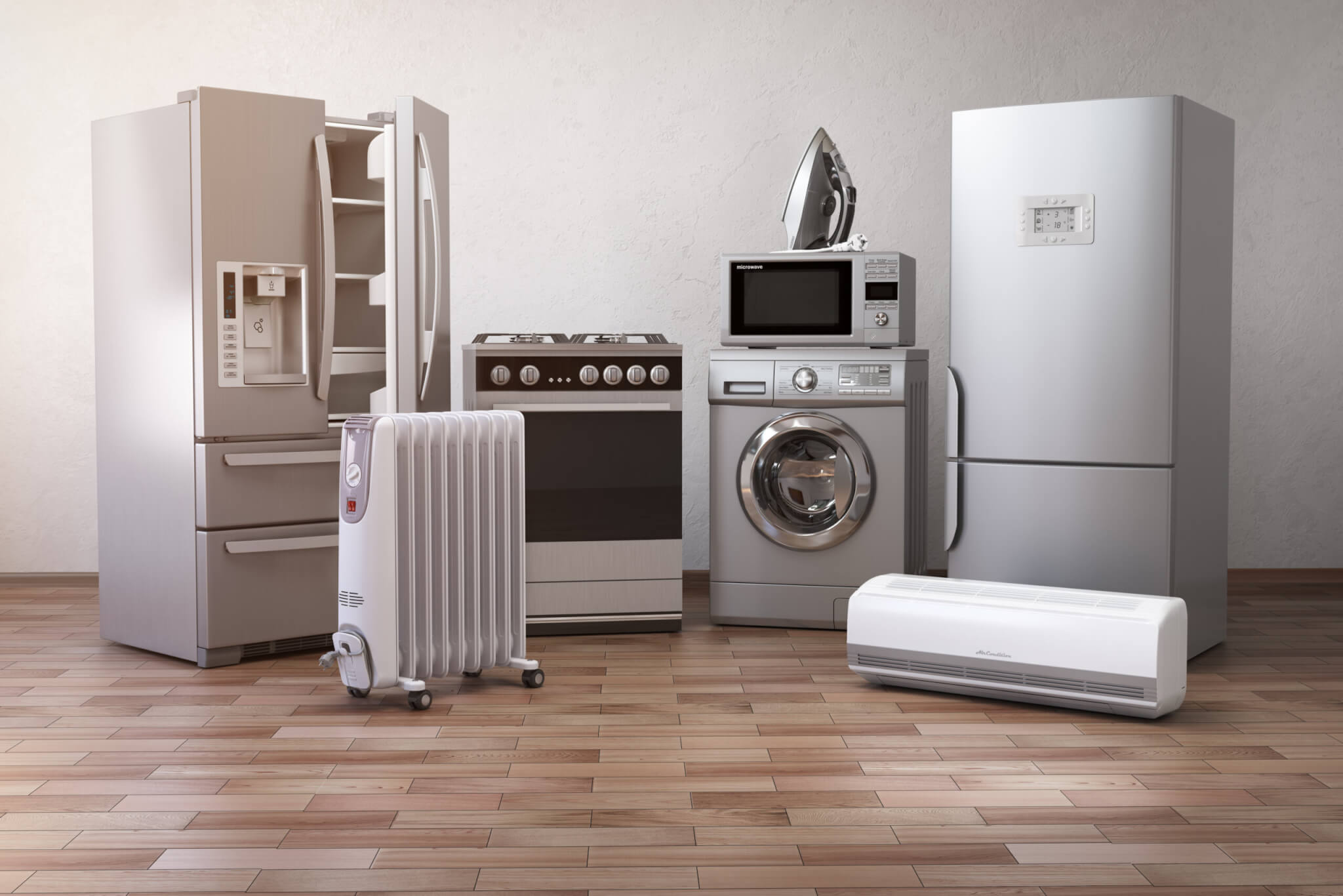 appliances that can be covered near you