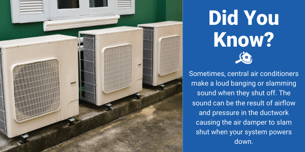Did You Know How To Fix A Noisy Air Conditioner Facts